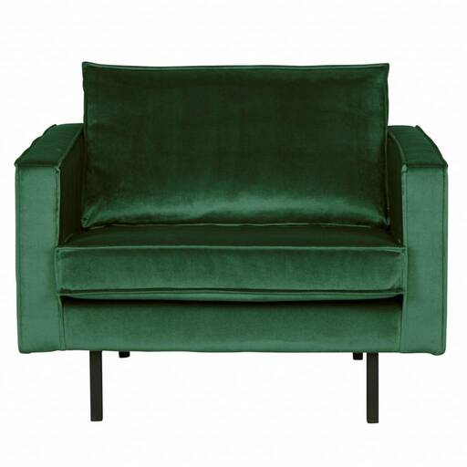 sillon-rodeo-green-forest terciopelo ZUIV